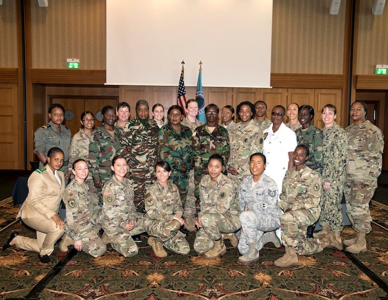 Africa Senior Enlisted Leader Conference 2019