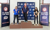 U.S. Army Reserve Soldier wins Silver Medal at Olympic Trials - Part 1