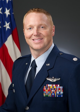 Lt. Col. Jesper Stubbendorff, 9th Aerial Refueling Squadron commander, shares some thoughts on how Airmen can learn through failure. (Courtesy Photo)