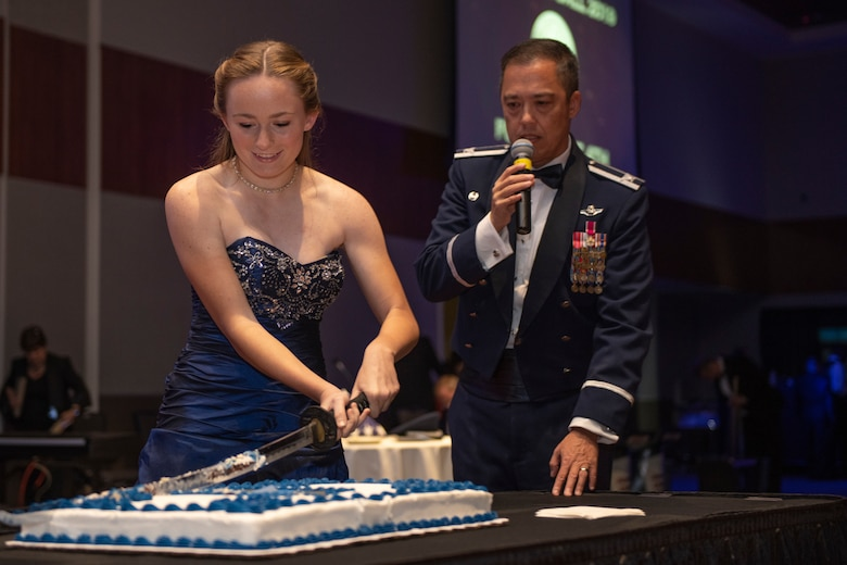 Forging the 4th; Air Force Ball 2019