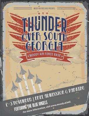 Thunder Over South Georgia