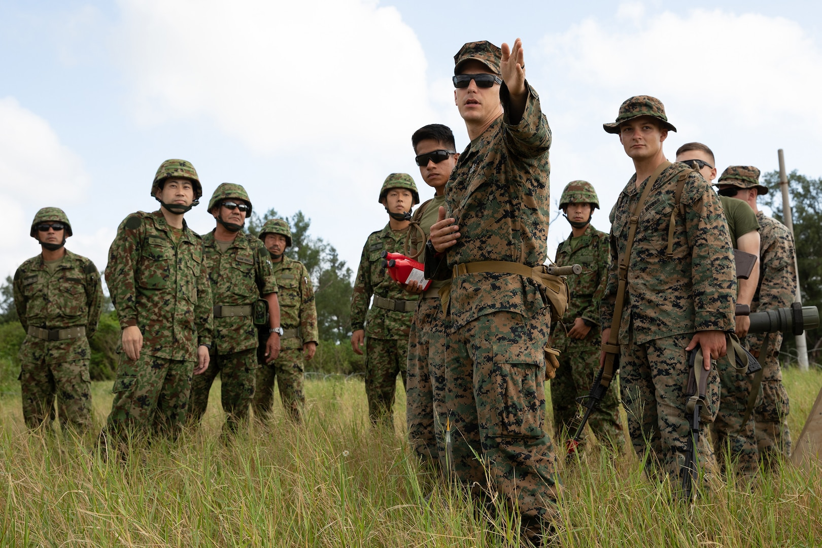 Out of the Box | Marines Conduct Explosive Ordnance Exercise 2019