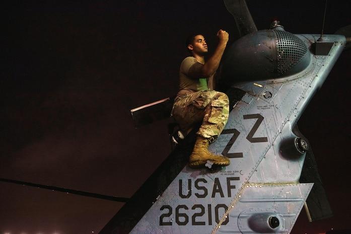 Rescue Airmen: Low Density, High Demand