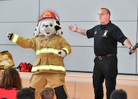 Fire Prevention Week held at Hanscom