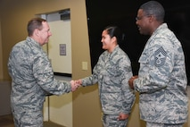 MDS Airman receives BTZ promotion