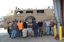 Marine Depot Maintenance Command Celebrates Milestone
