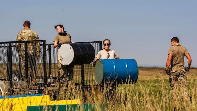 Reserve unit kicks up flying training scenarios