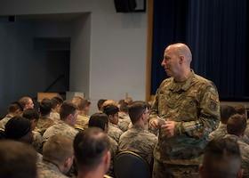 374th MXG hosts Airman Enhancement Day