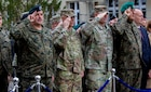 US and Poland celebrate announcement of US Army Division Headquarters in Poland