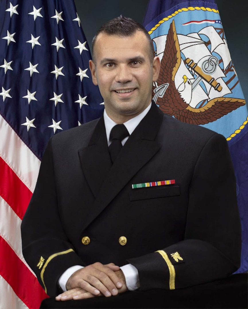 official military photo of Jacob Curtis