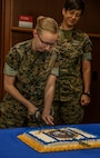 MARFORRES Celebrates 244th U.S. Navy Birthday