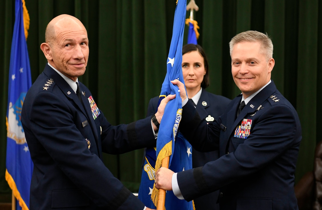 Air Force integrates missions, strengthens information warfare capabilities