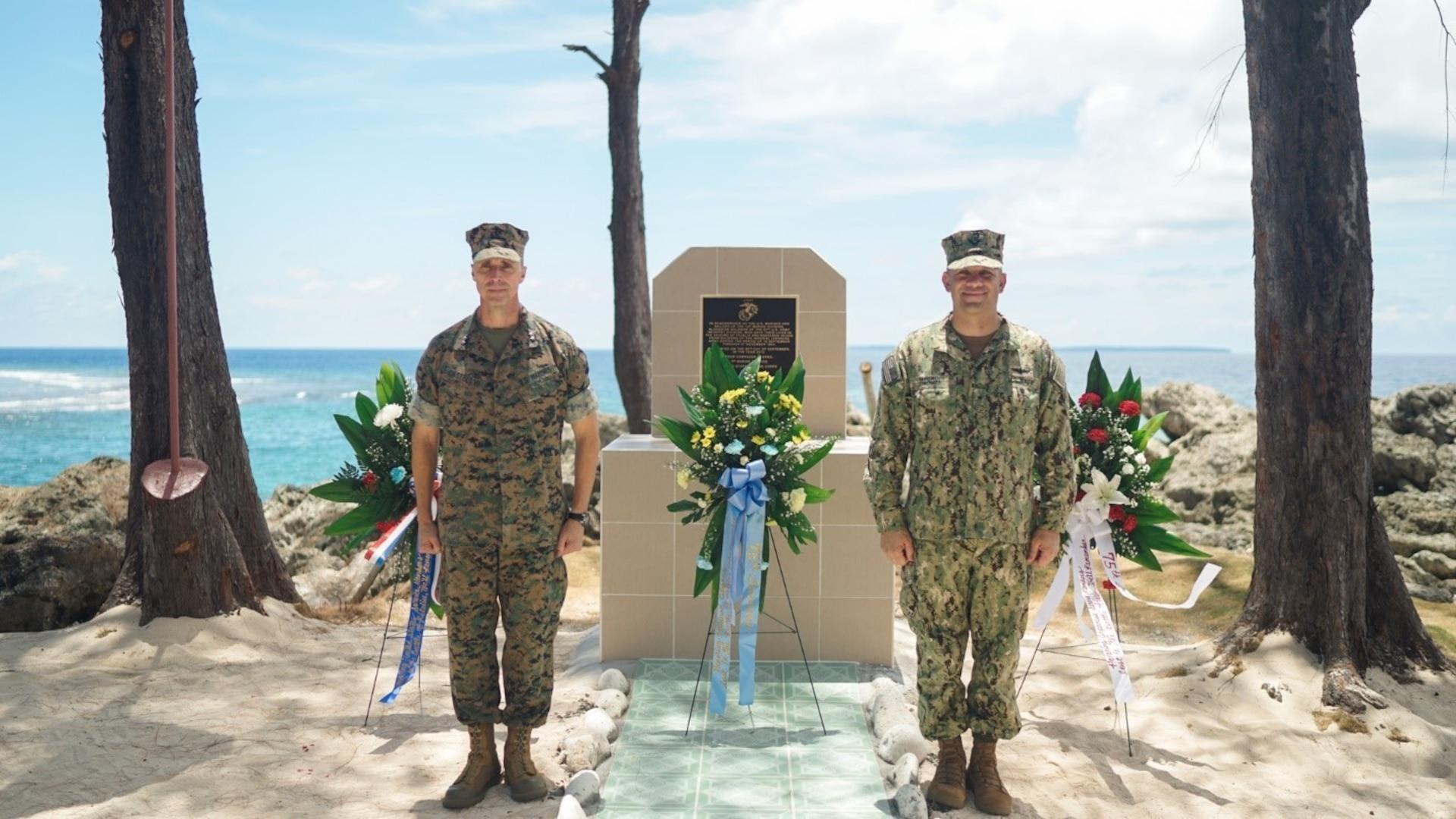 Progress Through Partnership: Remembering World War II in the Republic of Palau
