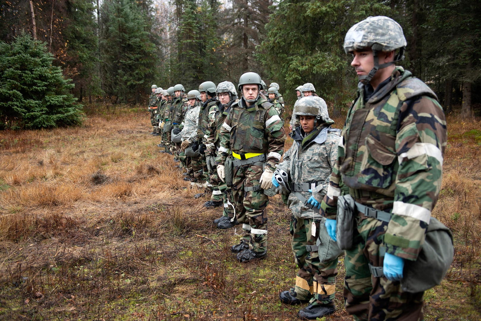 JBER's Arctic Warriors Honed Skills and Experience in Multi-Domain Operations