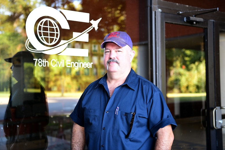 Civil Engineering Technician's 'business first' personality enables him to get things done for Robins