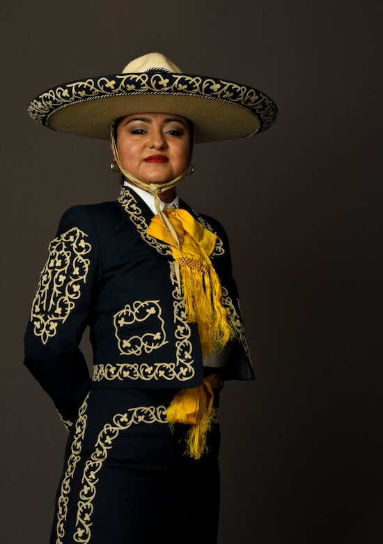 Ballet Folklorico: an Airman's culture expressed through dance