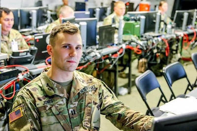 Warfighter exercise tests Iron Brigade's mettle