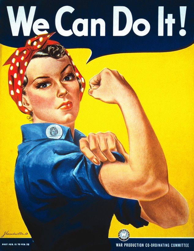 """The """"We Can Do It!"""" poster"""