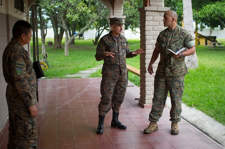 MARFORSOUTH and SMPAGTF-SC Marines lead the way