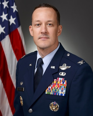 Col. Mark D. Piper