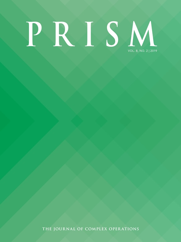 PRISM Vol. 8, No. 2 (October 2019)