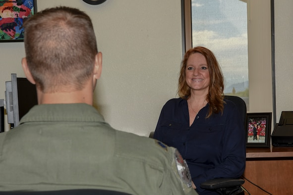 To help Airmen who may be struggling or those who just need to talk, the 944th Fighter Wing's Director of Psychological Health is at the ready to address mental health concerns faced by these Airmen and their families.