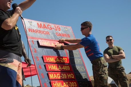 MAG-39 Warrior Games