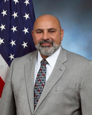 official photo of Kaveh Amirsolaimani