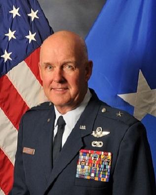 Brig. Gen. John P. Hronek