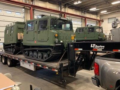 Colorado Guard partners to prepare for winter storm response