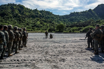 Philippines, Japan, US Conduct Closing Ceremony for Exercise KAMANDAG 3