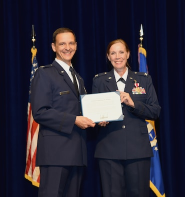 Colonel Charlene Nelson retired from the Air Force Reserve  after 39 years of exemplary service to this nation.