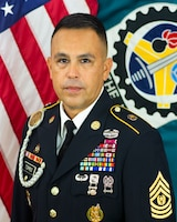 Command Photo of ASC CSM