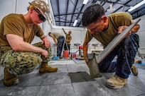 Seabees Explore Construction Opportunities with Thai Partners