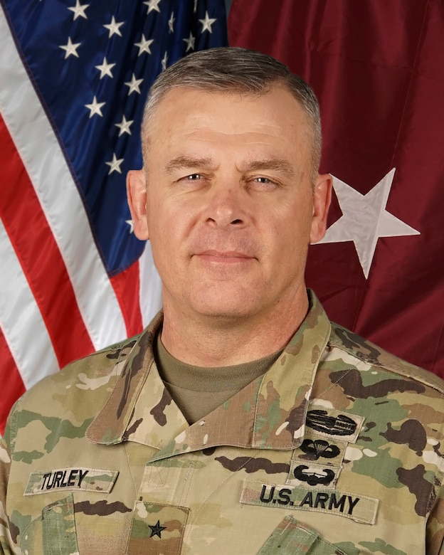 Gov. Gary R. Herbert announces the selection of Brig. Gen. Michael J. Turley to serve as the adjutant general of the Utah National Guard. Turley will replace current Adjutant General, Maj. Gen. Jeff Burton, who is set to retire on Nov. 7.