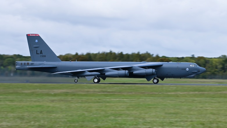 Bomber Task Force returns from flights in Black Sea region