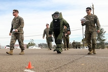 Next-generation bomb suit lightens load for warfighter
