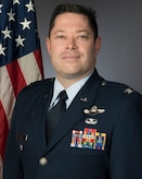 Photo of Colonel Chace Director of Staff, Headquarters Air Combat Command