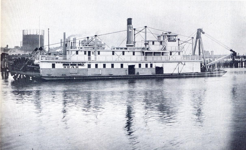 Snag Boat Bear c. 1930