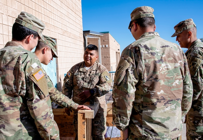 Army Reserve Engineers 'Build from the Ground Up'