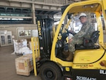 Sasebo team expedites MEDEVAC and delivers critical parts to USS Lake Erie