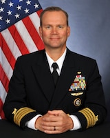 Capt. Shane P. Strohl official photo
