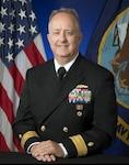 Rear Admiral Darin Via
