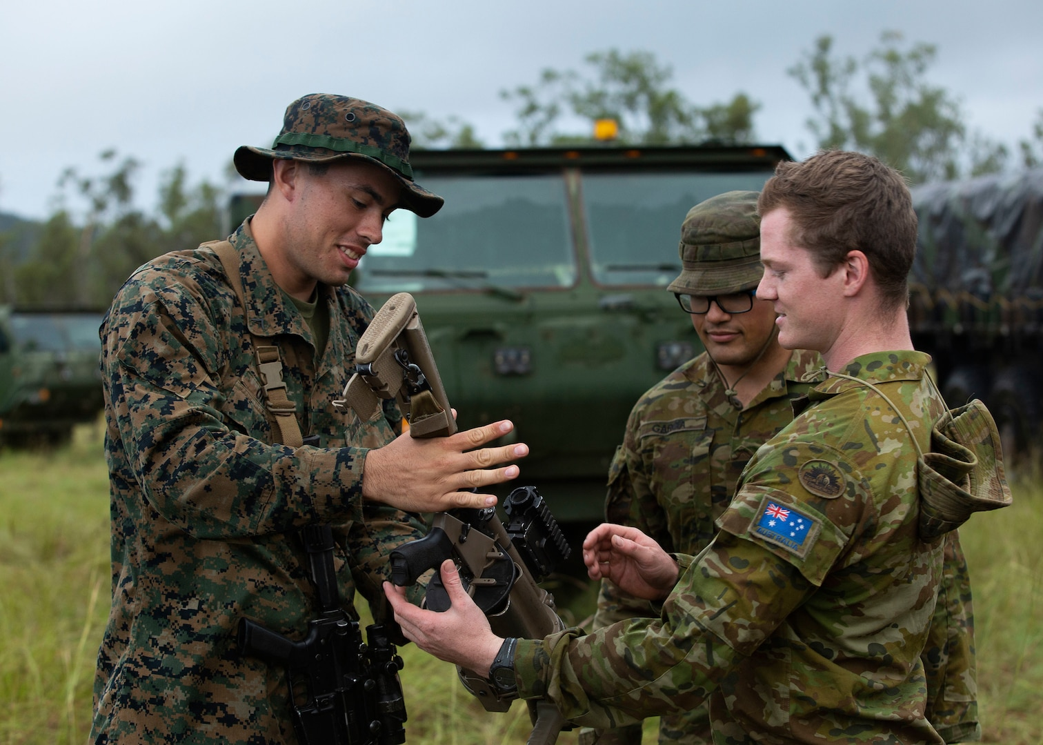 U.S. Marines Complete Their Eighth Rotation in Australia