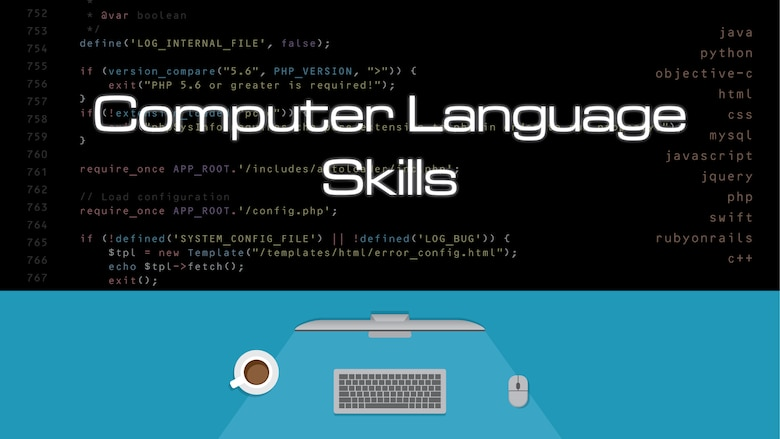 Computer Language Self-Assessment gives Reserve Citizen Airmen unique opportunities