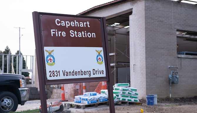 Built in May 1972, the Offutt Air Force Base Fire Station 2 is currently undergoing a $1.3 million renovation. The facility project is being funded by 55th Civil Engineer Squadron. The project is scheduled to be completed in March 2020.