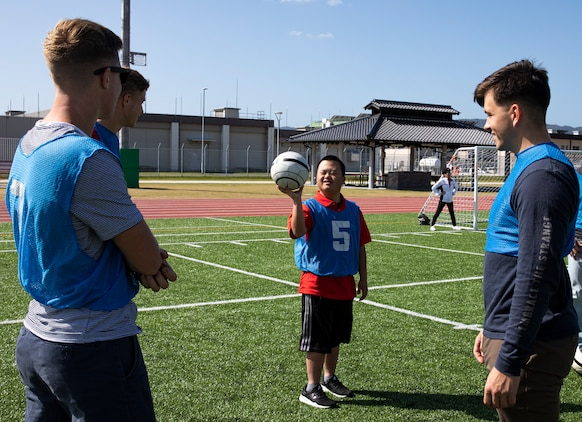 MCAS Iwakuni hosts 2019 Special Olympics
