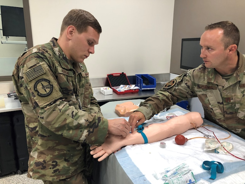 169th Medical Group trains in San Diego