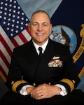 Rear Admiral Kenneth Blackmon