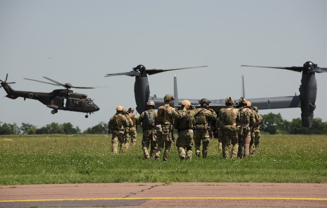 HUNSOF and USSOF train together in multinational Trojan Footprint